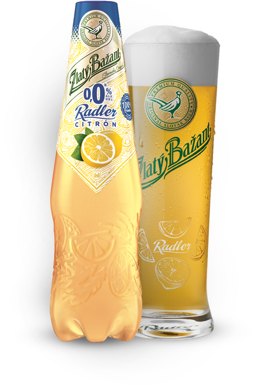 PET | Radler 0,0% CITRÓN 0,5l