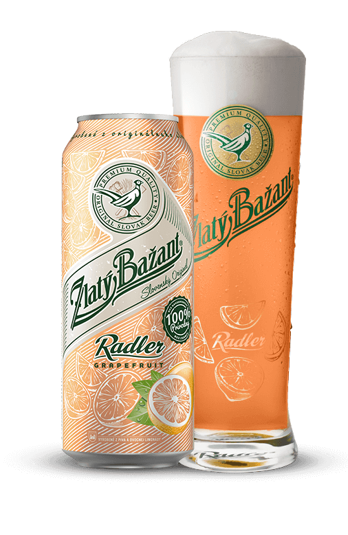Radler GRAPEFRUIT 0,5l